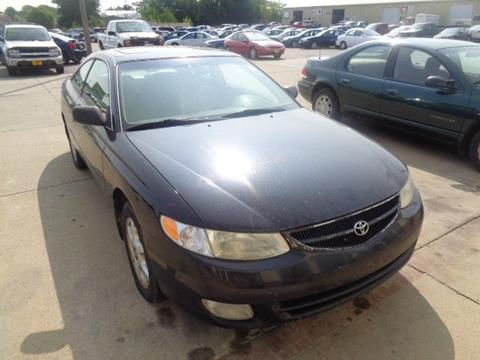 1999 Toyota Camry Solara for sale in Marion, IA