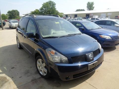 2005 Nissan Quest for sale in Marion, IA
