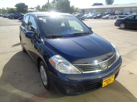2008 Nissan Versa for sale in Marion, IA