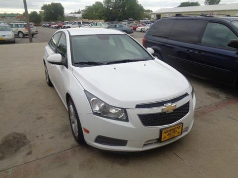 2012 Chevrolet Cruze for sale in Marion, IA