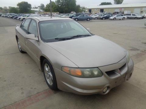 2002 Pontiac Bonneville for sale in Marion, IA