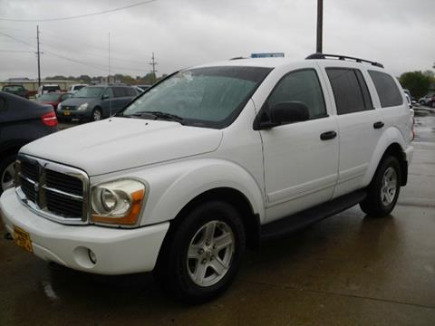 2005 Dodge Durango for sale in Marion, IA