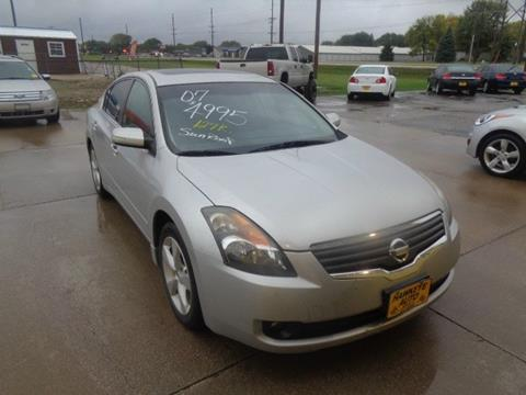 2007 Nissan Altima for sale in Marion, IA