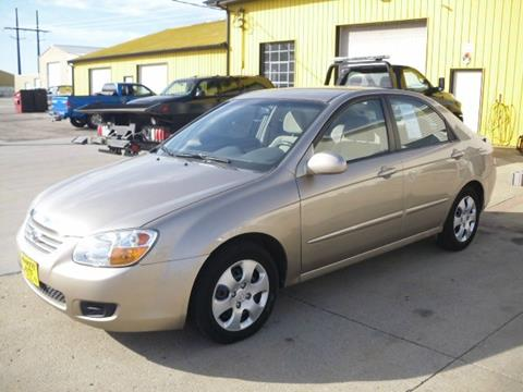 2007 Kia Spectra for sale in Marion, IA