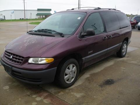 1998 Plymouth Grand Voyager for sale in Marion, IA