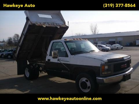 1994 GMC Sierra 3500 for sale in Marion, IA