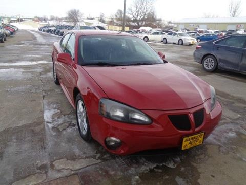 2007 Pontiac Grand Prix for sale in Marion, IA