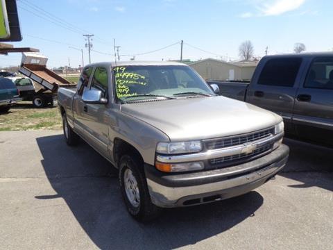 1999 Chevrolet Silverado 1500 for sale in Marion, IA