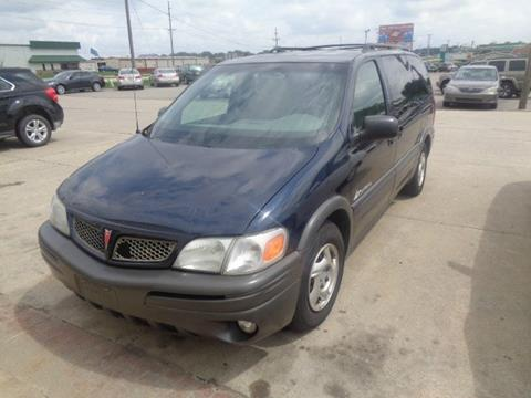 2002 Pontiac Montana for sale in Marion, IA