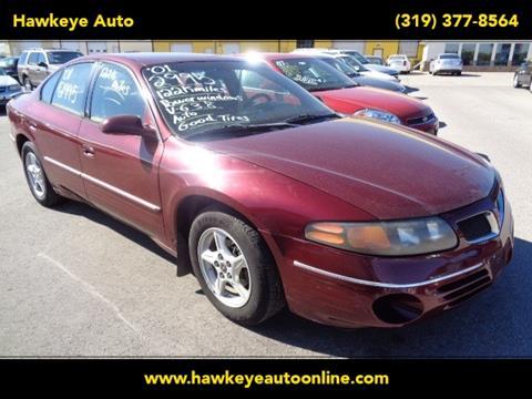 2001 Pontiac Bonneville for sale in Marion, IA