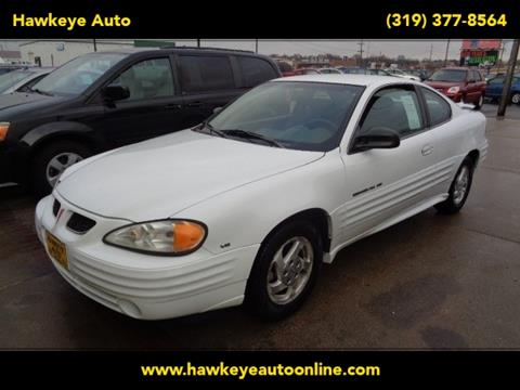 1999 Pontiac Grand Am for sale in Marion, IA