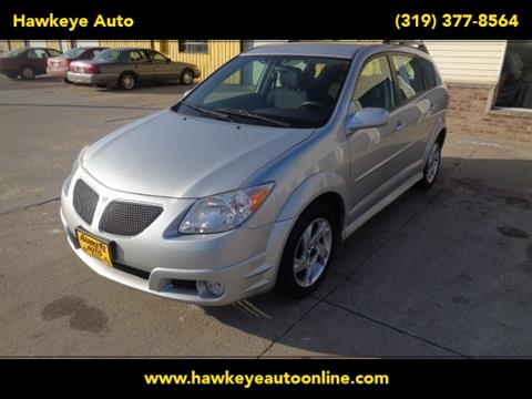 2006 Pontiac Vibe for sale in Marion, IA