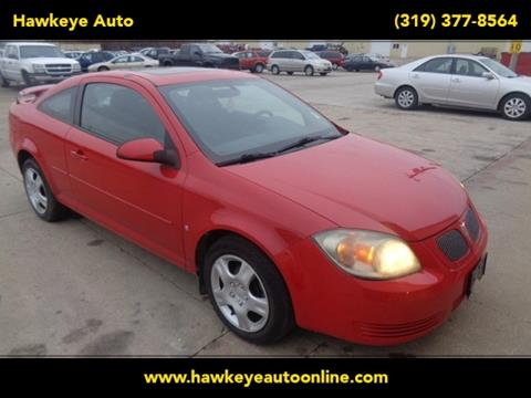2008 Pontiac G5 for sale in Marion, IA