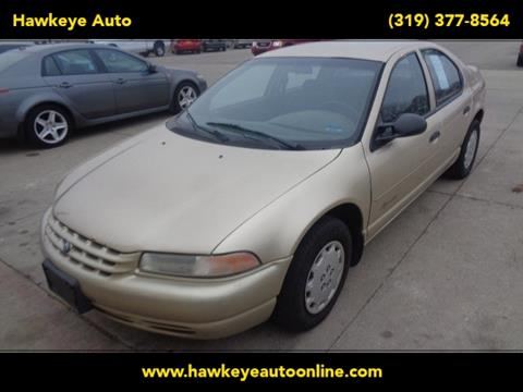 2000 Plymouth Breeze for sale in Marion, IA