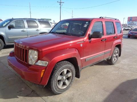 2008 Jeep Liberty for sale in Marion, IA