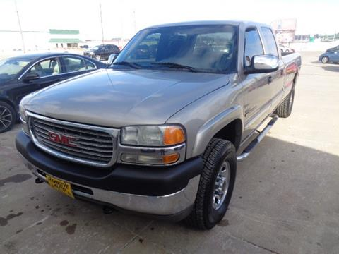 2001 GMC Sierra 2500HD for sale in Marion, IA