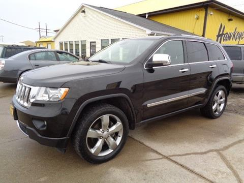 2012 Jeep Grand Cherokee for sale in Marion, IA