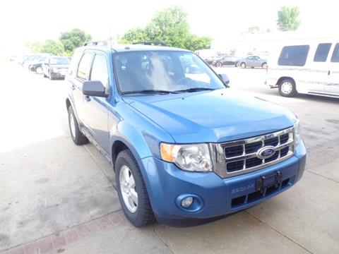2010 Ford Escape for sale in Marion, IA