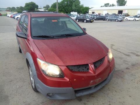 2003 Pontiac Vibe for sale in Marion, IA