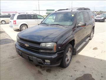 2004 Chevrolet TrailBlazer EXT for sale in Marion, IA