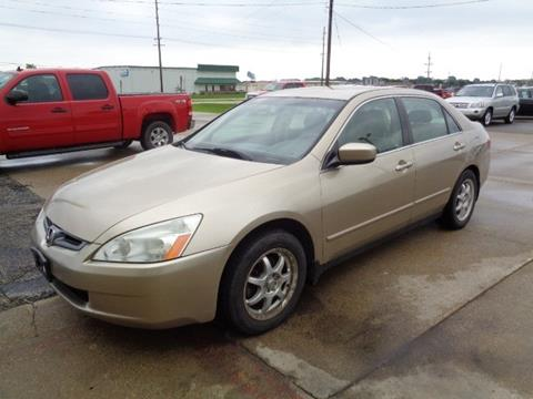 2005 Honda Accord for sale in Marion, IA