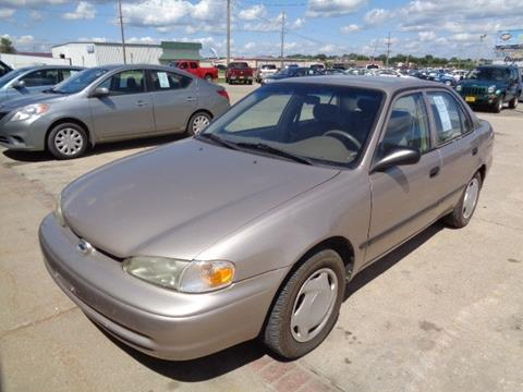 2001 Chevrolet Prizm for sale in Marion, IA