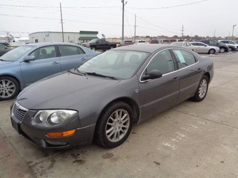 2004 Chrysler 300M for sale in Marion, IA