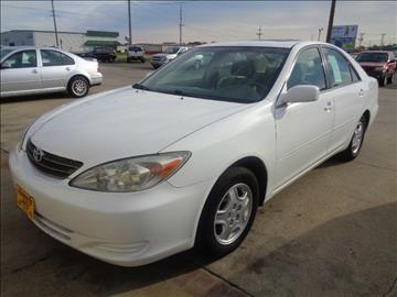 2002 Toyota Camry for sale in Marion, IA