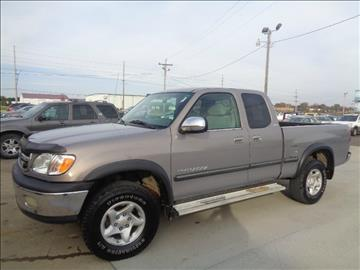2000 Toyota Tundra for sale in Marion, IA