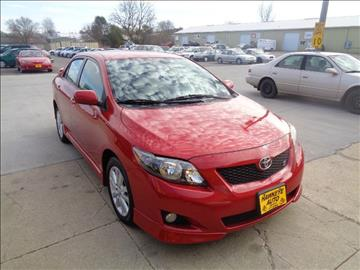 2010 Toyota Corolla for sale in Marion, IA