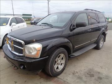 2004 Dodge Durango for sale in Marion, IA