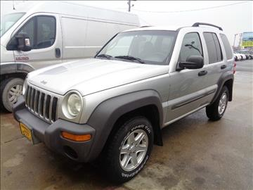 2002 Jeep Liberty for sale in Marion, IA