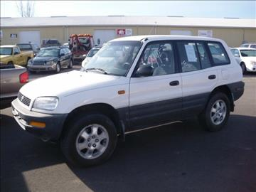 1997 Toyota RAV4 for sale in Marion, IA
