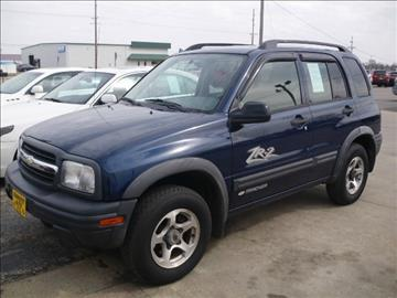 2003 Chevrolet Tracker for sale in Marion, IA