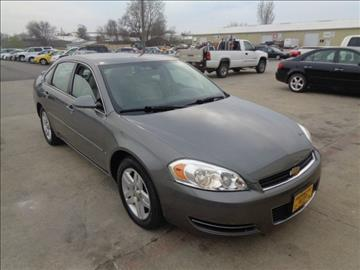 2006 Chevrolet Impala for sale in Marion, IA