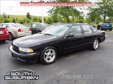 1995 Chevrolet Impala for sale in Monee, IL