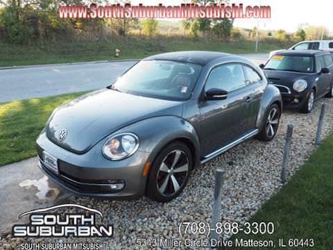 2012 Volkswagen Beetle for sale in Monee, IL