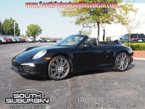 2014 Porsche 911 for sale in Monee, IL