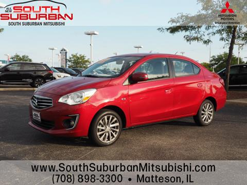 2018 Mitsubishi Mirage G4 for sale in Monee, IL