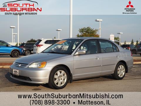 2001 Honda Civic for sale in Monee, IL