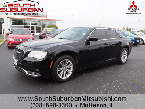 2018 Chrysler 300 for sale in Monee, IL
