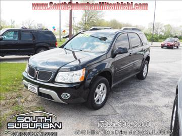 2008 Pontiac Torrent for sale in Monee, IL