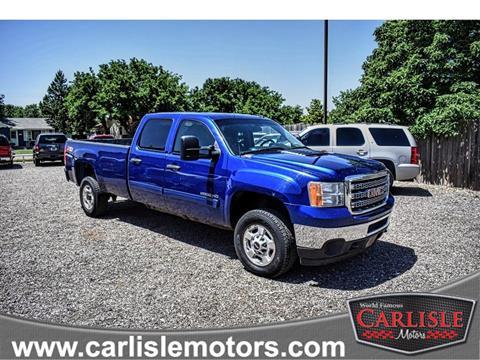 2014 GMC Sierra 2500HD for sale in Lubbock, TX
