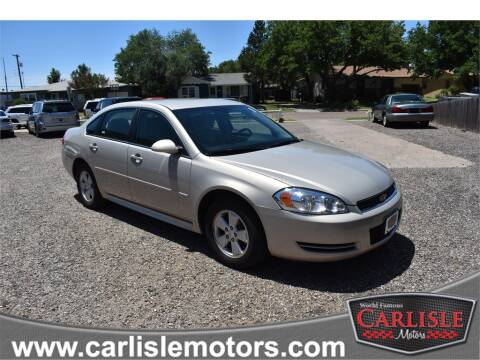 2011 Chevrolet Impala for sale at Carlisle Motors in Lubbock TX