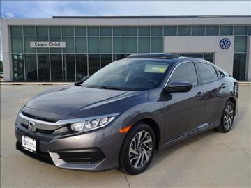 2016 Honda Civic for sale in Corpus Christi, TX