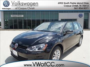 2016 Volkswagen Golf SportWagen for sale in Corpus Christi, TX