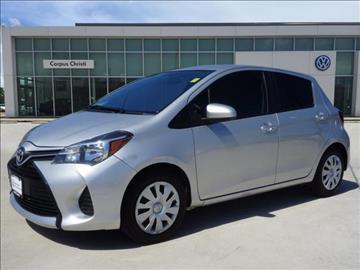 2015 Toyota Yaris for sale in Corpus Christi, TX