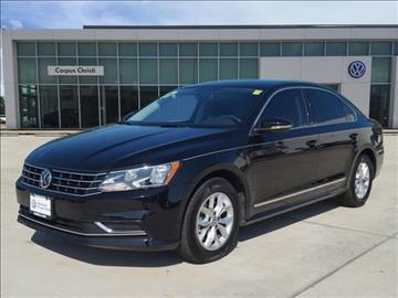 2017 Volkswagen Passat for sale in Corpus Christi, TX