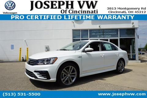 2017 Volkswagen Passat for sale in Cincinnati, OH