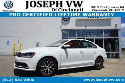 2017 Volkswagen Jetta for sale in Cincinnati, OH